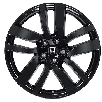 "Wheel, Alloy (20"") (Black) - Honda (08W20-TG7-104)"
