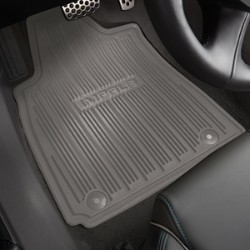 Floor Mats, All Weather - GM (23238785)