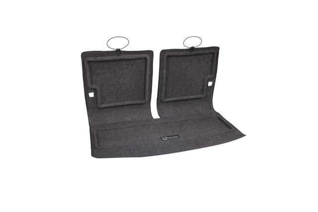Heavy Duty Trunk Liner And Extended Seat Back - Volkswagen (5NL-061-166-469)