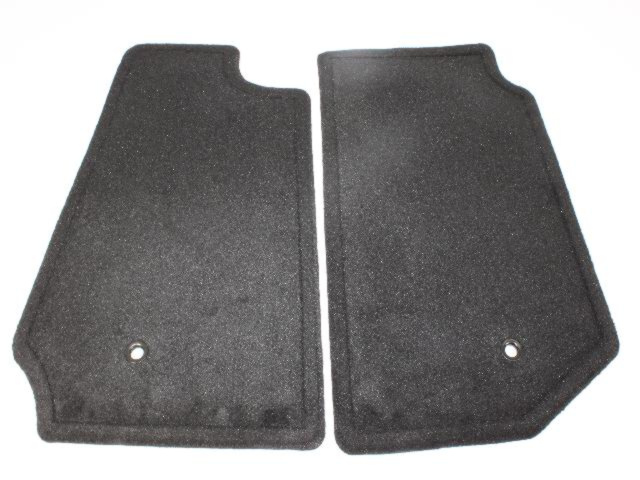 Floor Mat, Left Front, Right Front