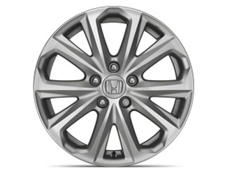 "Wheel, Alloy (17"")"