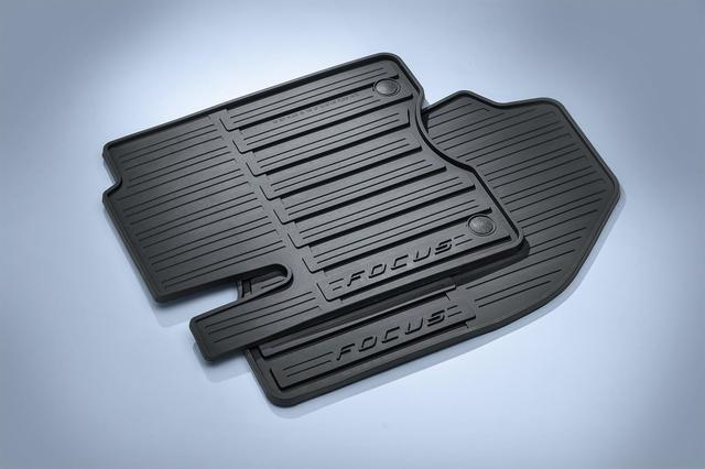 Floor Mats, All Weather Thermoplastic