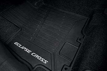 Floor Mats, All Weather, Set - Mitsubishi (MZ314998)