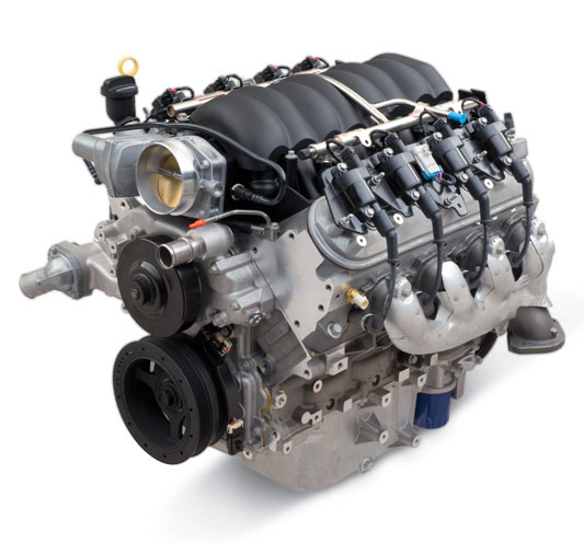 Chevrolet Performance LS3 430 Hp