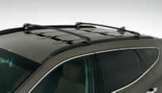 Roof, Cross Bar Set for NON-PANORAMIC ROOF