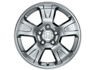 17 Chrome-Look Alloy Wheels - Honda (08W17-SJC-100B)