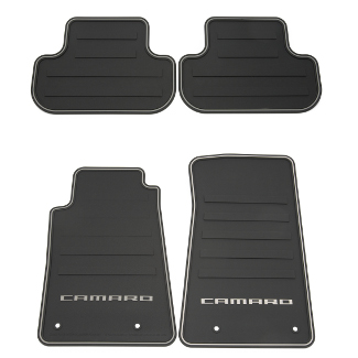 Floor Mats, Carpet - GM (22766717)