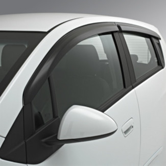 Air Deflector, Side Windows