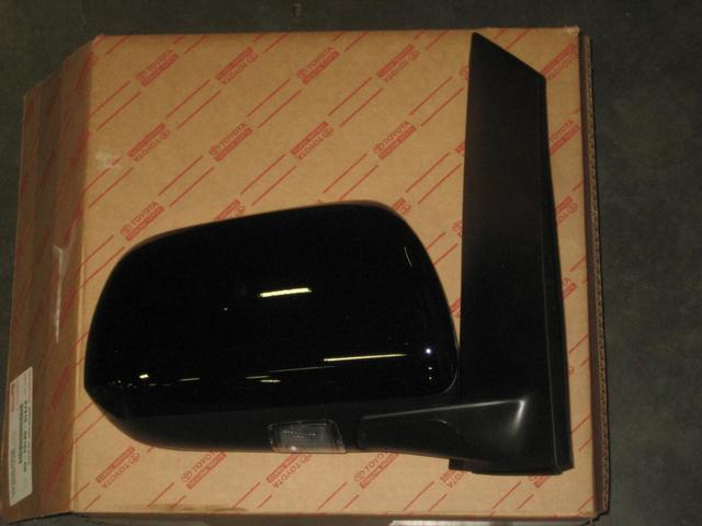 Genuine Toyota 87910-08093-B1 Rear View Mirror Assembly