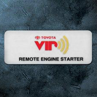 Remote Start - Toyota (PT398-0T100)