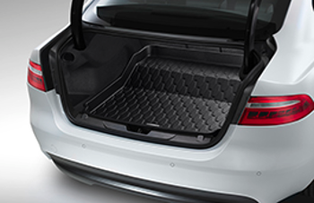 Cargo Area Liner, Models W/Space Saver Spare - Jaguar (T4N7501)