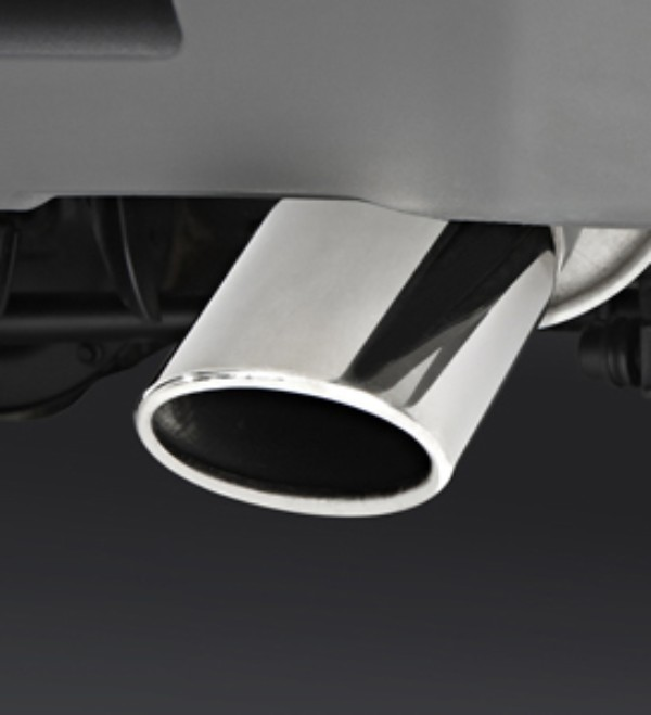 Exhaust Tip (6.2L Engines)