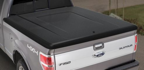 Tonneau Cover, Hard Textured By Undercover