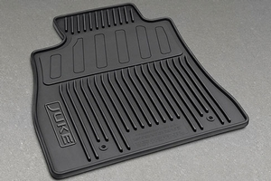 All Season Floor Mats - Black