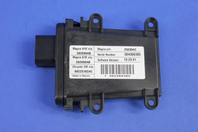 Lighting Control Module - Mopar (68224614AC)