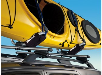Roof Folding Kayak Carrier