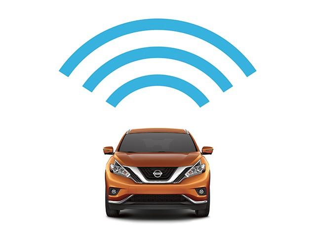 Wifi & Apps, Nissan 4G