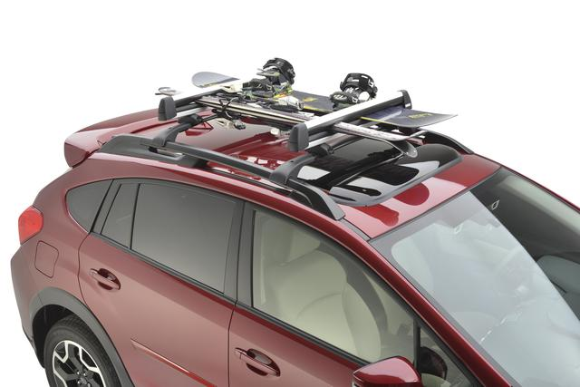 Roof, Ski And Snowboard Carrier - Subaru (SOA567S010)