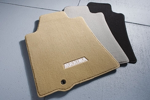 Carpeted Floor Mats (Set Of 4) (Beige)