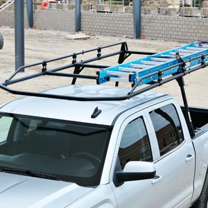 Bed Ladder Rack W/2 Cross Bars- PART NUMBER CHANGED TO 19354860