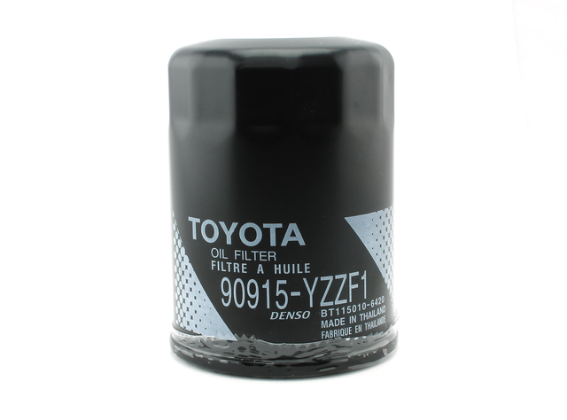 Oil Filter - Toyota (90915-YZZF1)