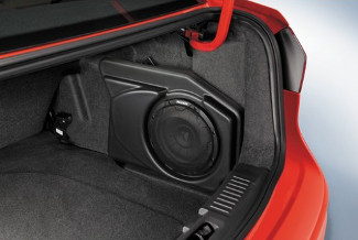 Audio System Upgrade By Kicker