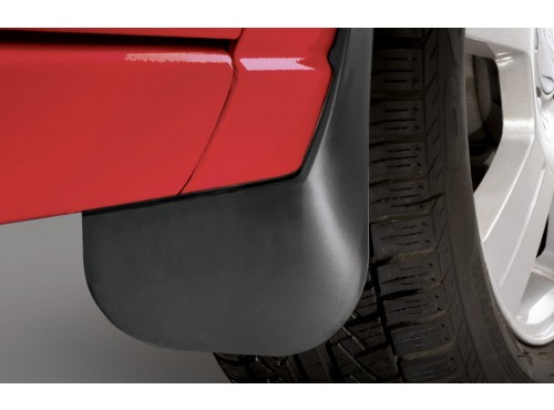 Splash Guards, Molded, Front