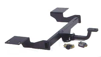Trailer Hitch, Weight Distribution Platform