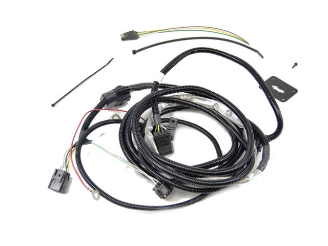 Hitch Receivers, Wiring Harnesses - Mopar (82209770AB)
