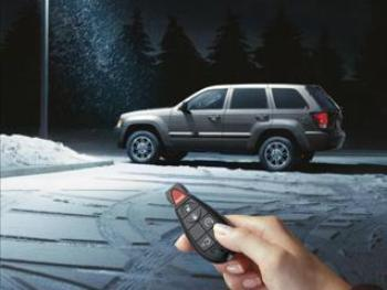 Remote Start - Mopar (82211932AC)