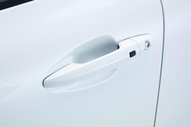 Door Handle Pocket Protector, Clear Applique - Kia (D9048-ADU01)