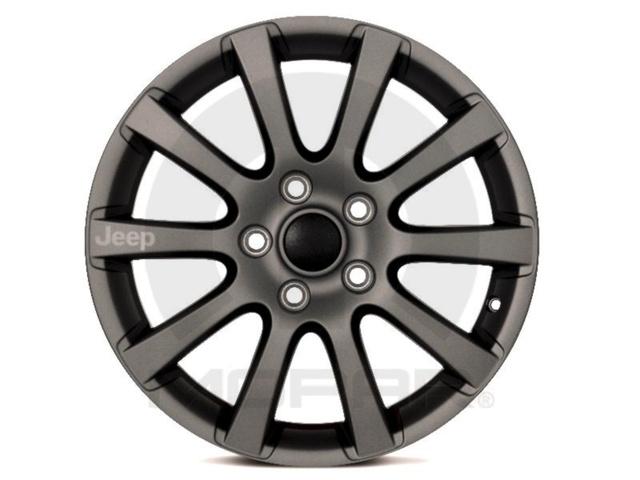 wheel 18 inch mopar 82212286 quirk parts. Black Bedroom Furniture Sets. Home Design Ideas