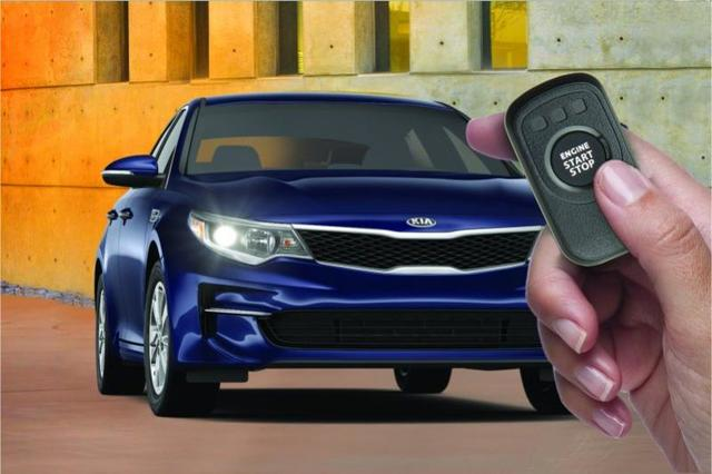 Remote Start, Key Start Model - Kia (D5F57-AC201)