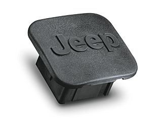 Hitch Receiver Plug - Jeep Logo