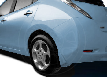 Splash Guards - Nissan (F38E0-3NA1A)