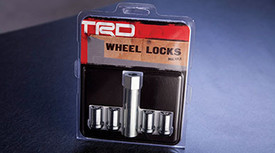 Wheel Locks - Toyota (PTR27-34061)