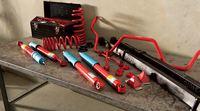 Trd Rear Performance Handling Kit (Vehicles
