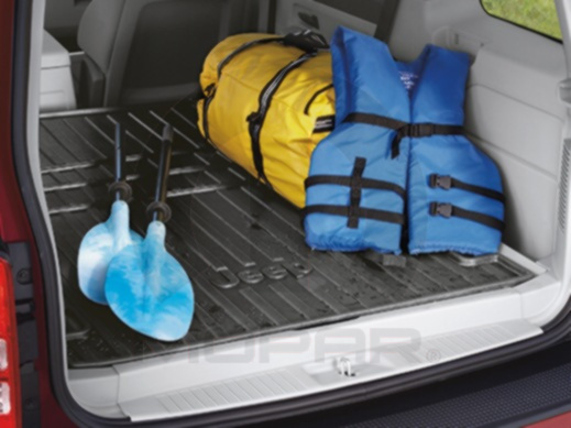 JEEP LIBERTY CARGO AREA LINER
