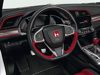Interior Trim, Carbon Fiber - Honda (08Z03-TEA-100)