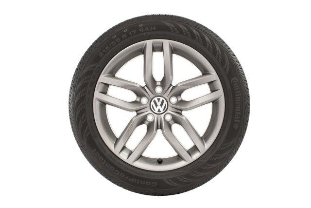 17 In Helix Wheel - Anthracite - Volkswagen (561-071-497-16Z)