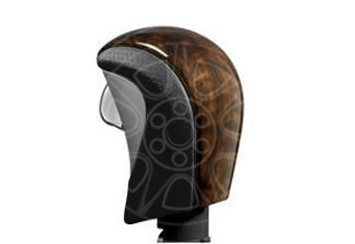 Wood-Grain Shift Knob - Ebony (Interior)