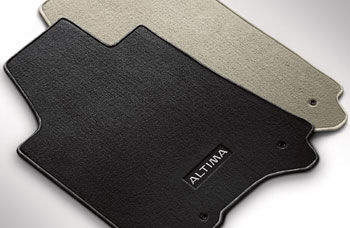 Floor Mats, Carpet - Nissan (999E2-UZ001)