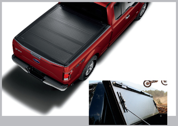 Tonneau Cover, Hard Folding (Btr)