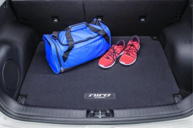 Cargo Mat, Carpeted - Fe Trim Only