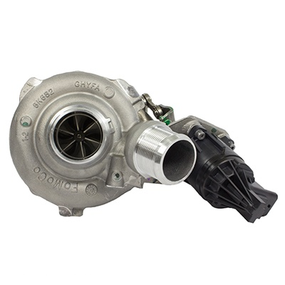 Turbocharger, Right