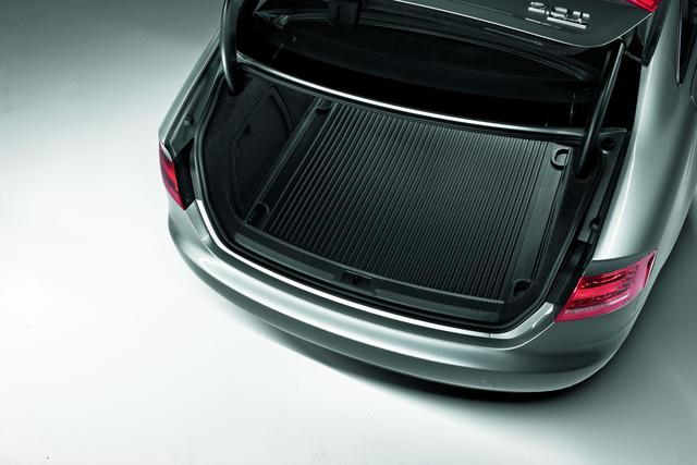 All-Weather Cargo Mat - Black - Coupe - Audi (8K5-061-180)