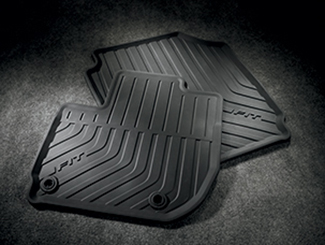 15'-19' HONDA FIT ALL-SEASON FLOOR MATS (5D) - Honda (08P13-T5A-111)