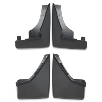 Splash Guard, Front and Rear Set
