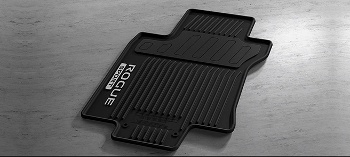 Floor Mats, All Season Black