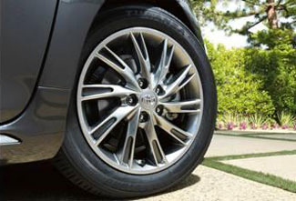 CAMRY ALLOY WHEELS